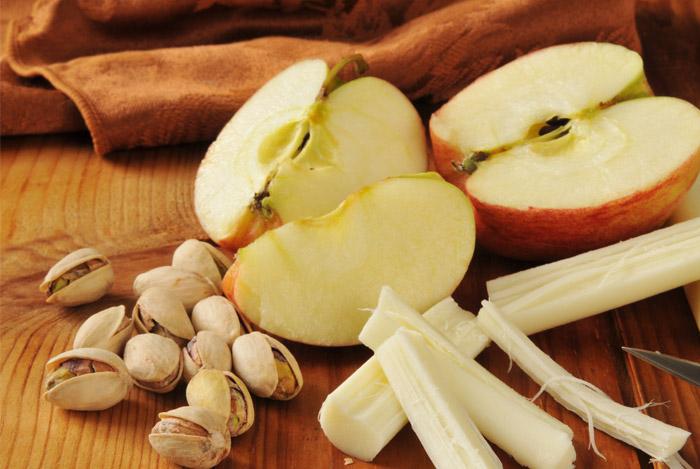 appels bevatten kalium
