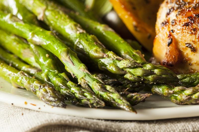 Asparagus and Urine Production