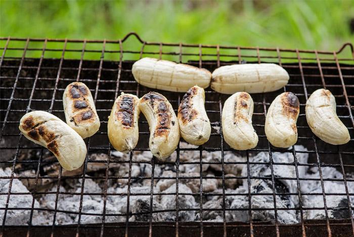Voorzorgsmaatregelen voor bananen