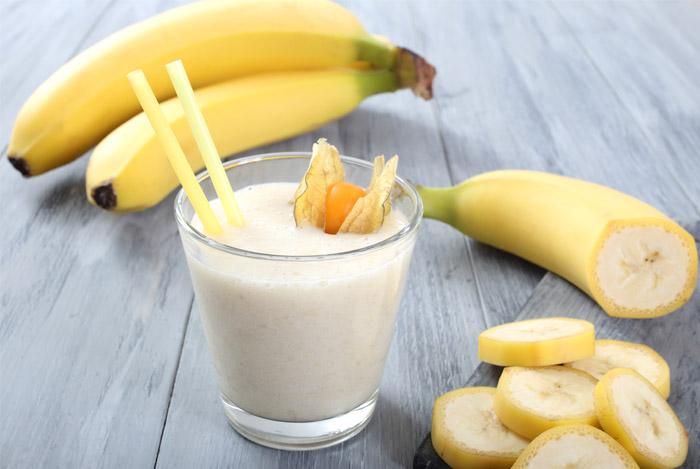 Bananen kunnen je opvrolijken