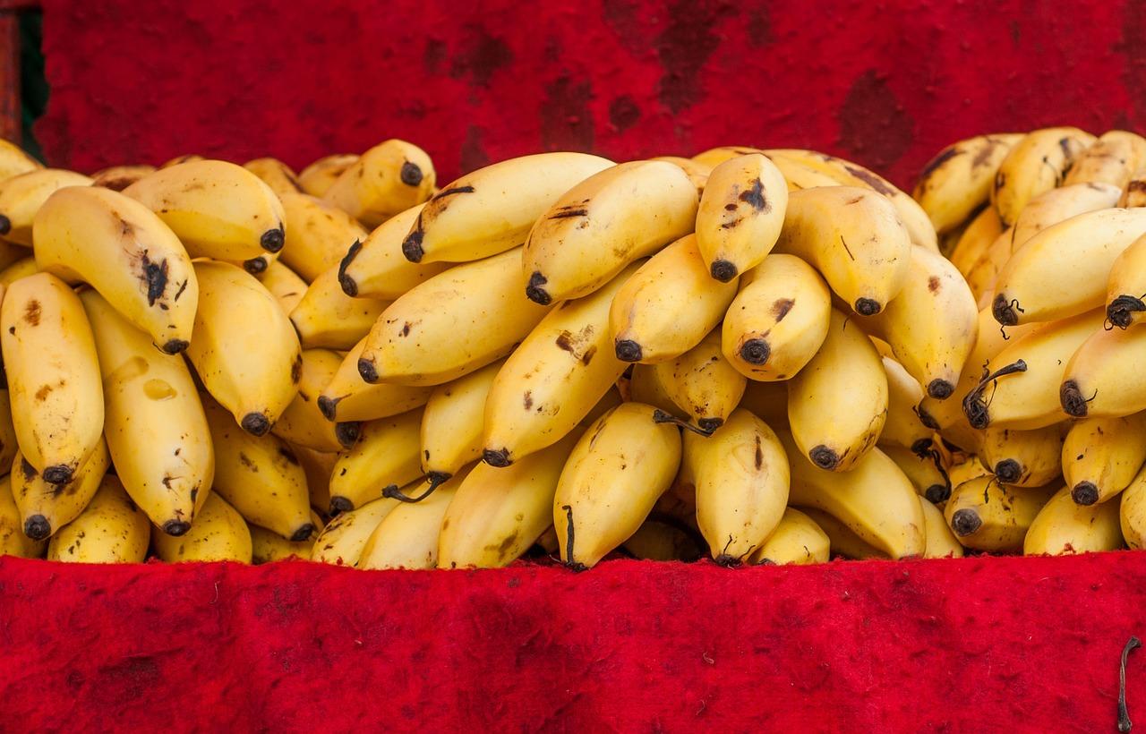 Bananen geschiedenis
