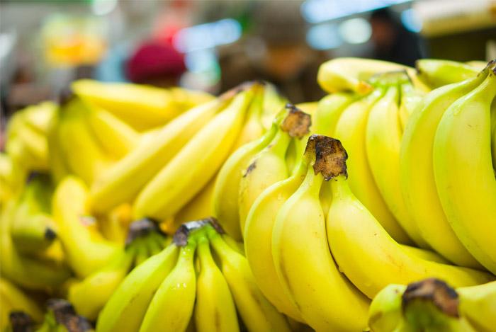 Bananen verbeteren de insulinegevoeligheid