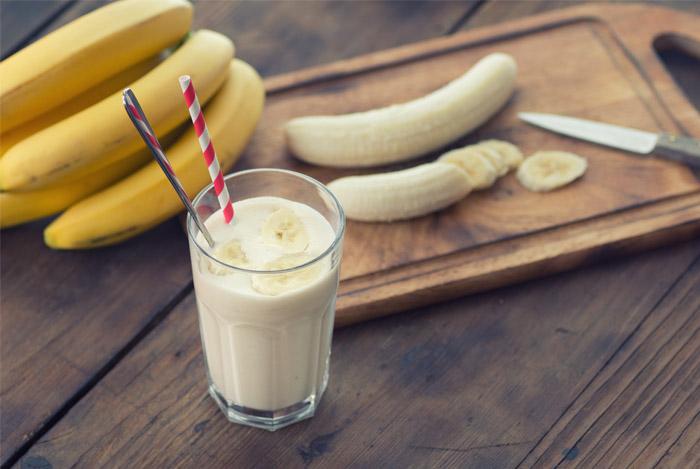Bananas Rich in Vitamin B6 (Pyridoxine)
