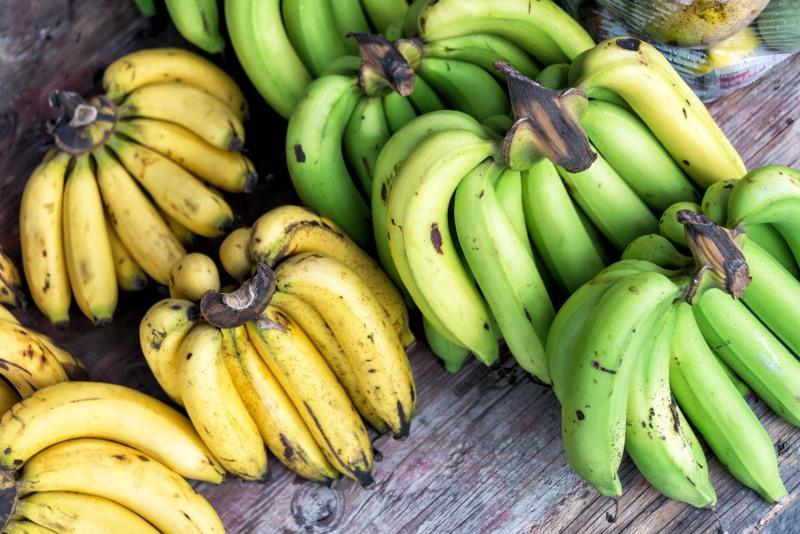 Bananas Varieties