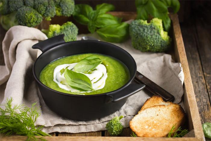 Broccoli Improves Eye Health