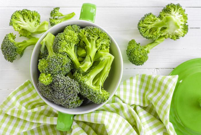 Broccoli Treats Anemia