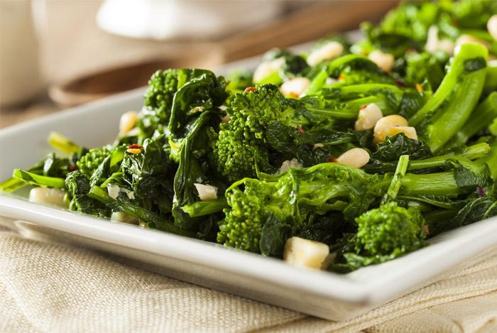Broccoli Treats Diabetes
