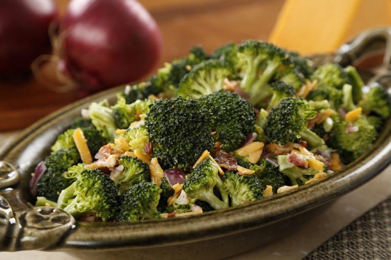 Broccoli Treats Gut Disorders