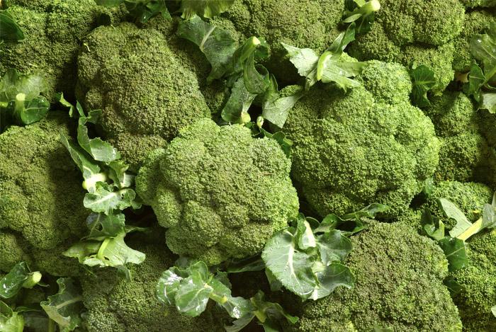 Broccoli is High in Indole-3-carbinol
