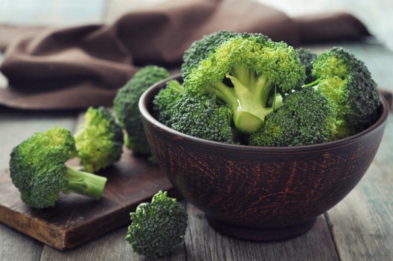 Broccoli is Rich in Potassium