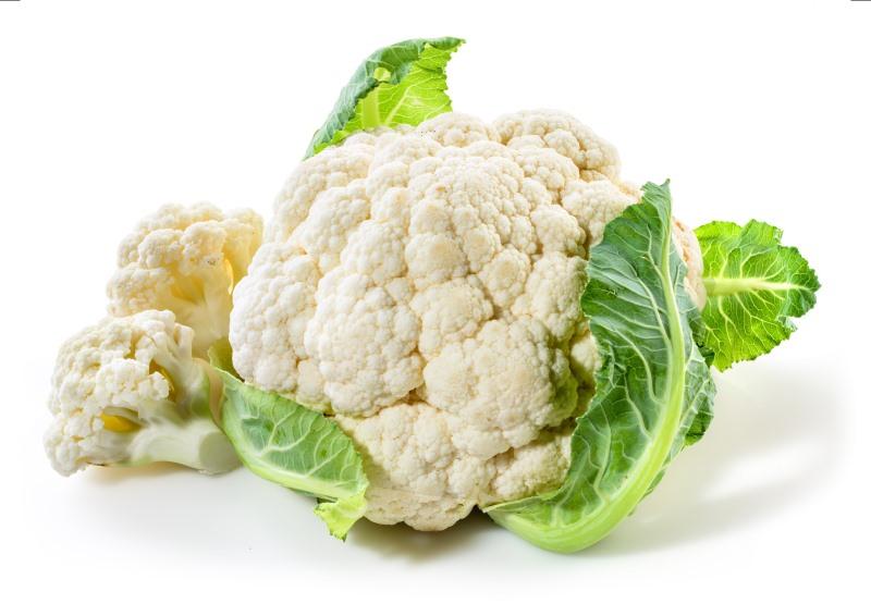 Cauliflower Contains High Amounts Of Vitamin K