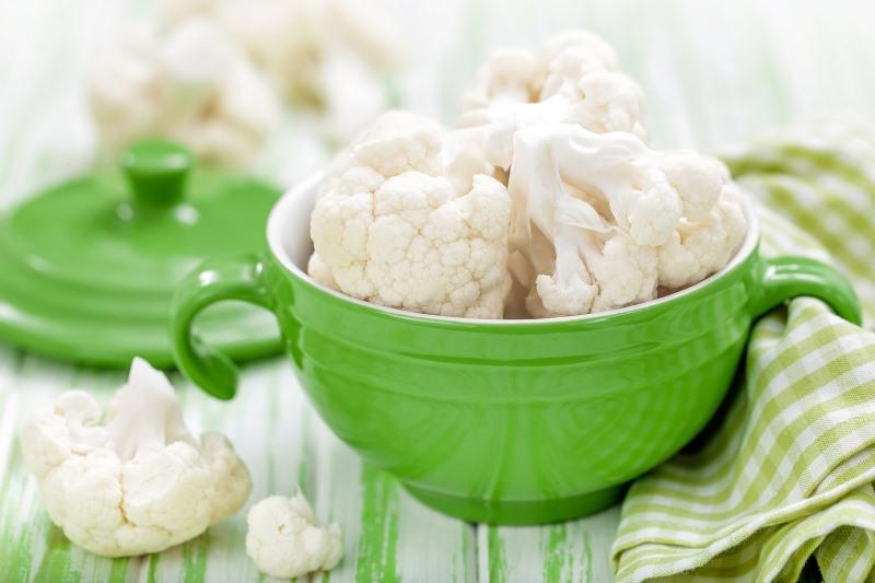 Cauliflower Promotes Iron Absorption
