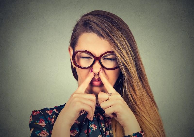 Cinnamon Helps Fighting Bad Odors