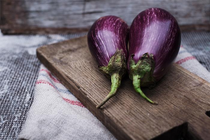 Eggplant and Blood Pressure