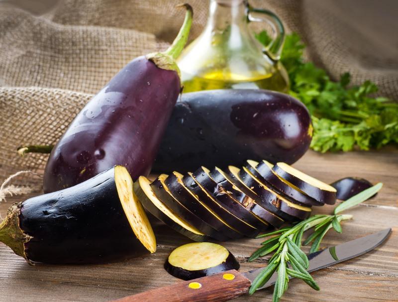Eggplant and Eye Function
