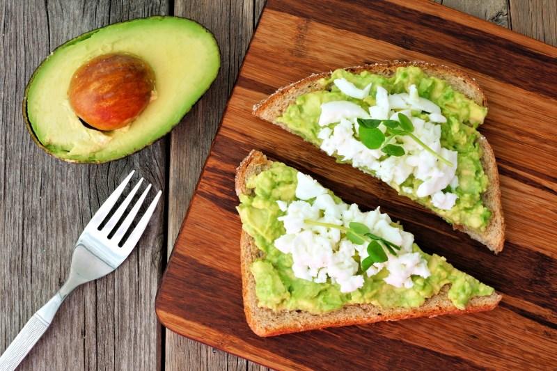 Energy-Boosting Toasts healthy breakfast