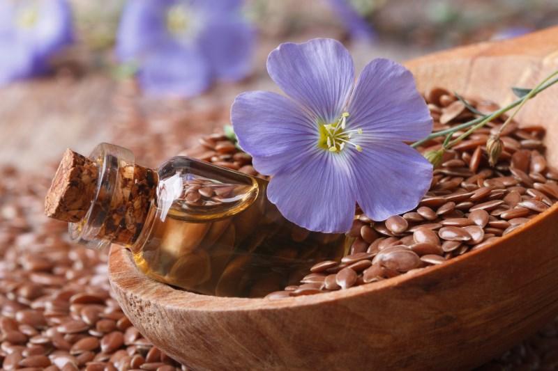 Flax Seeds Voedingswaarde