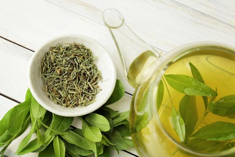 green-tea-and-eyes