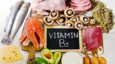 Health Benefits of Vitamin B5