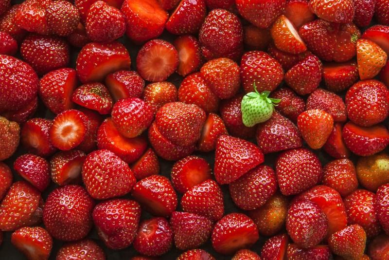 geschiedenis-aardbeien