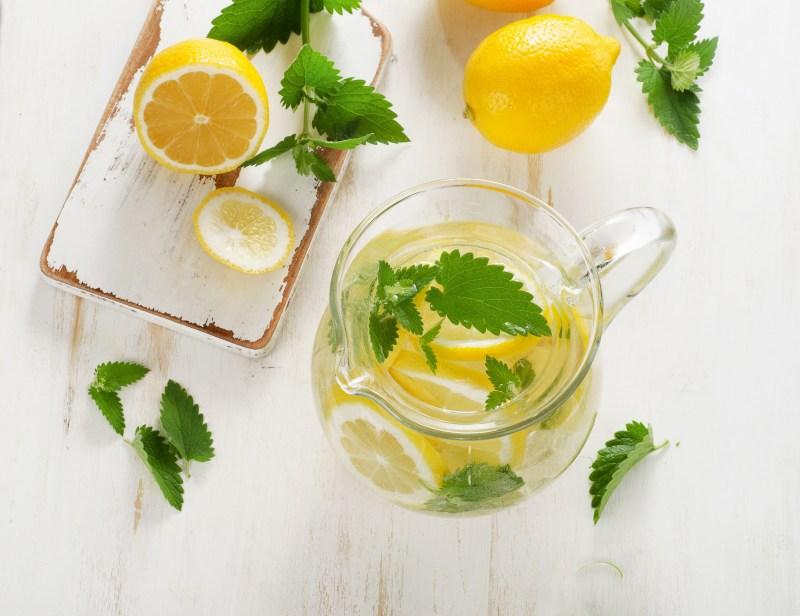Lemon Water Alkalizes the Body