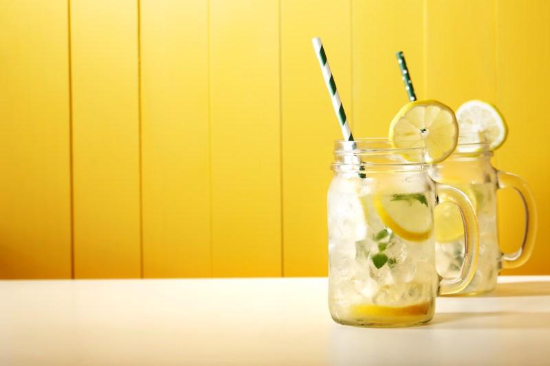 Lemon Water Improves Skin Quality