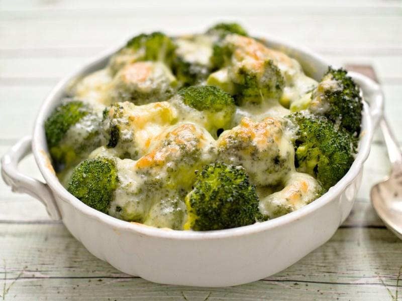 Low Carb Broccoli Breakfast Casserole Breakfast