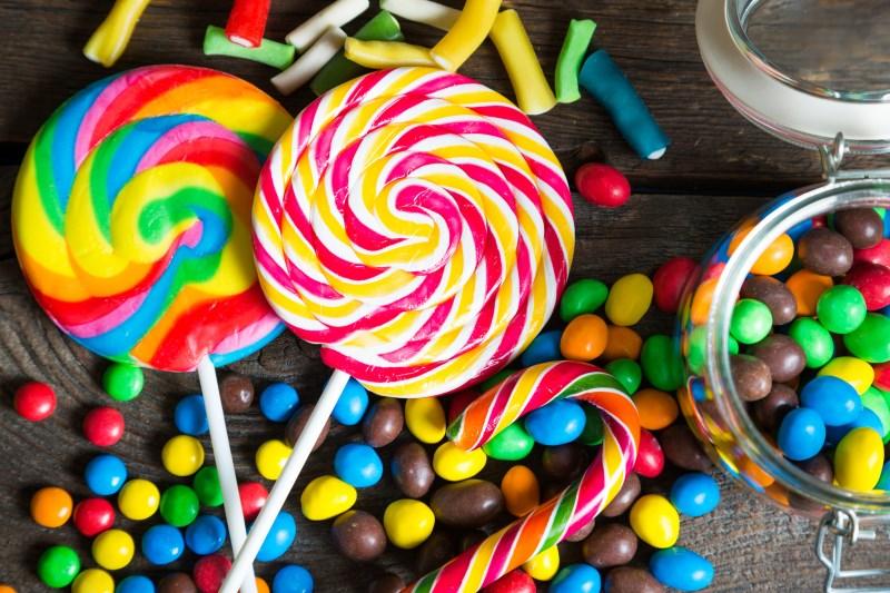 Offering Sweet Rewards to children