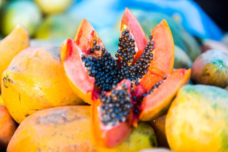 Papaya Helps Anti-aging