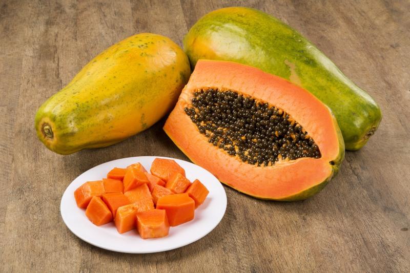 Papaya Improves digestion