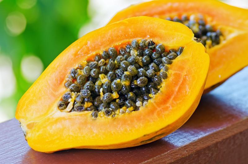 Papaya Neutralizes Free Radicals and Reduces Oxidative Stress