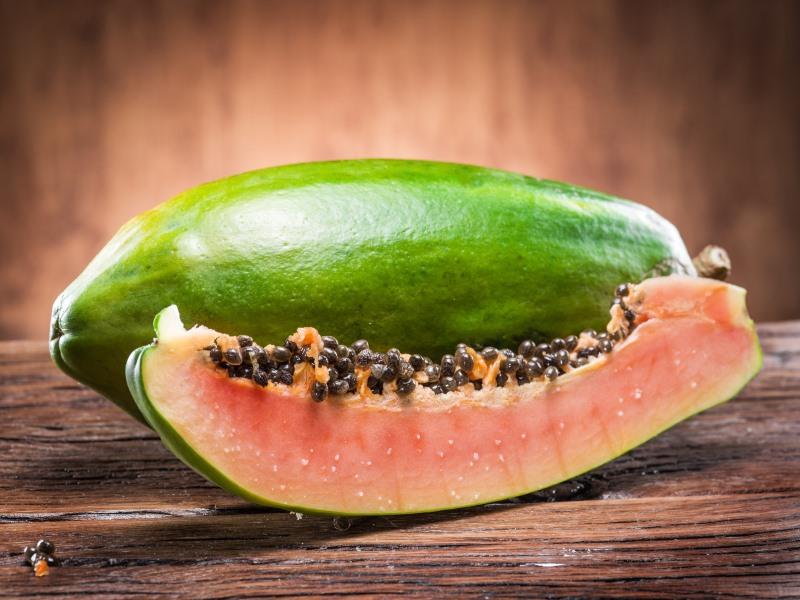 Papaya Reduces Risk for Stroke