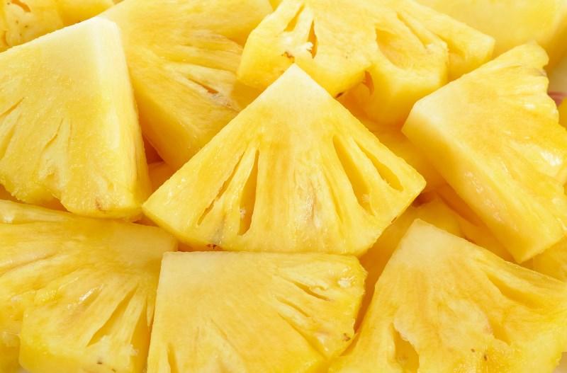 Pineapple Averts Nausea Or Morning Sickness