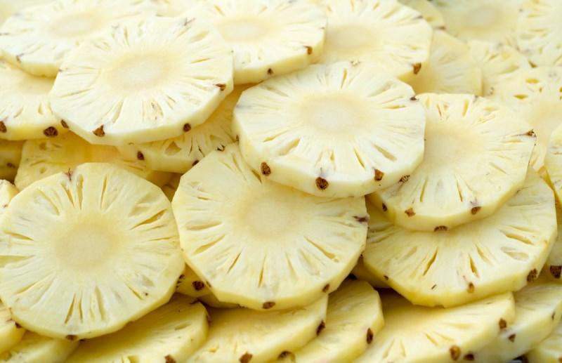 Pineapple Facilitates Wound Healing