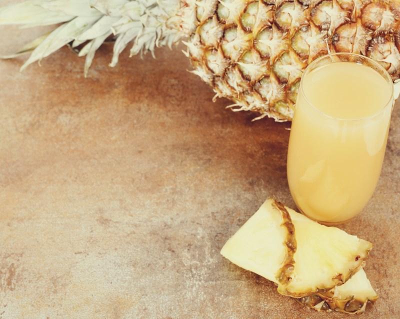 Pineapple Improves Gut Health