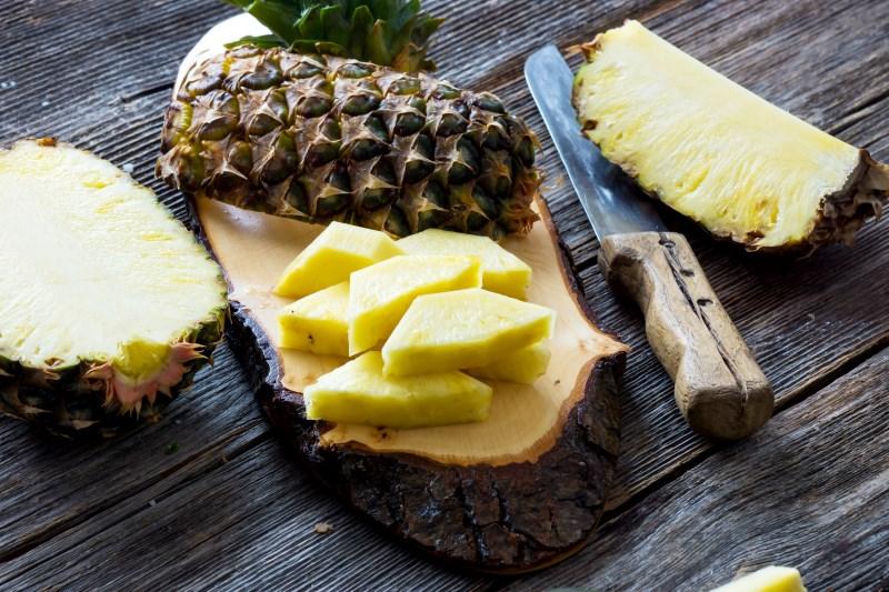 Pineapple Stimulates Improved Digestion