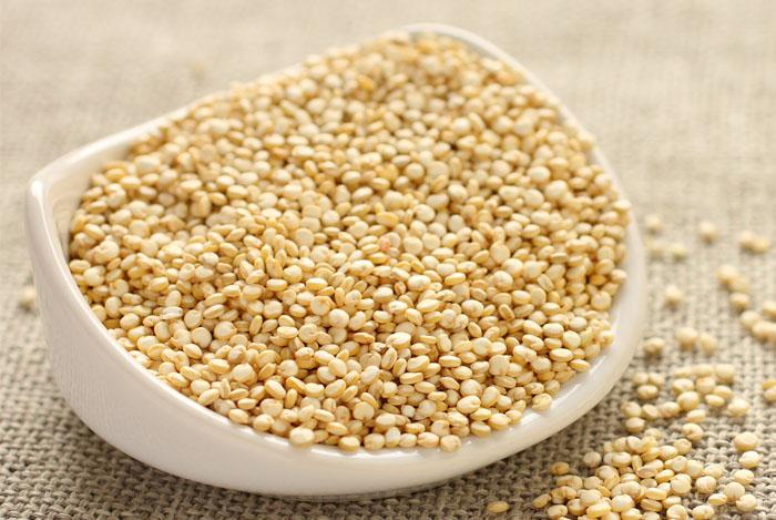 Quinoa zit vol met kalium