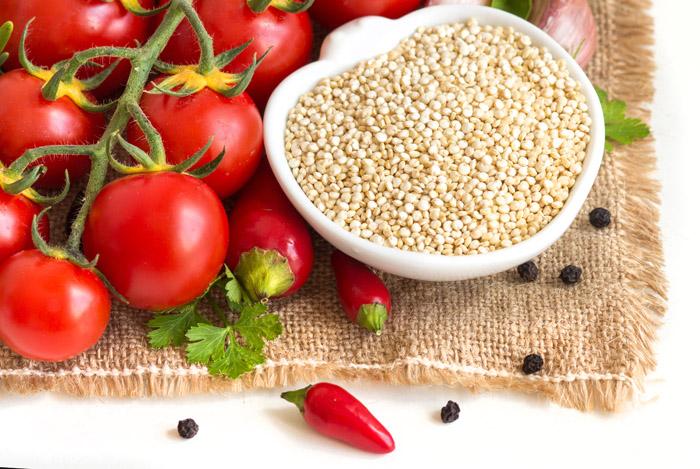 Quinoa Prevents Anemia