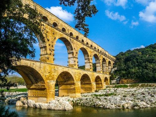 Rome aquaduct landmarks - 25 BEWEZEN GEZONDHEIDS VOORDELEN VAN REIZEN