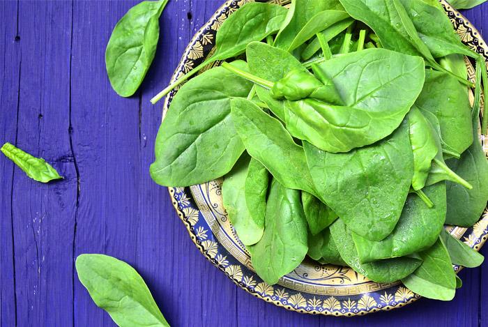 spinach-blood-sugar-and-cholesterol