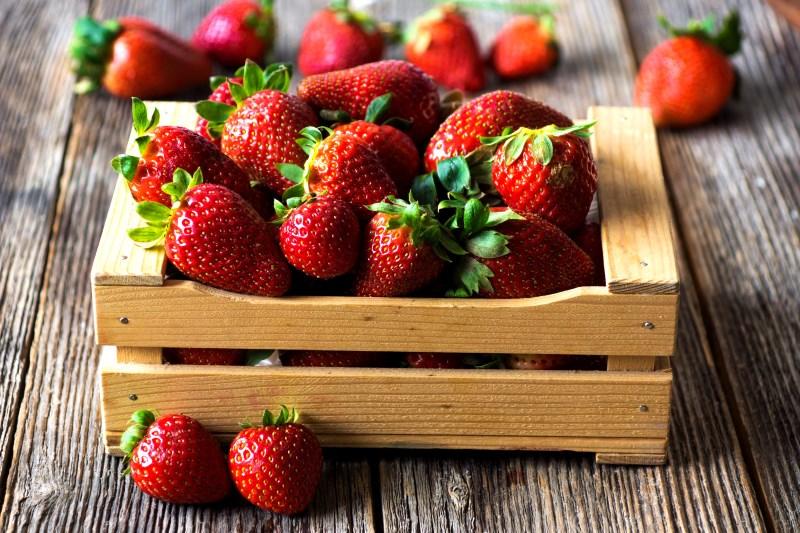 rassen-aardbeien