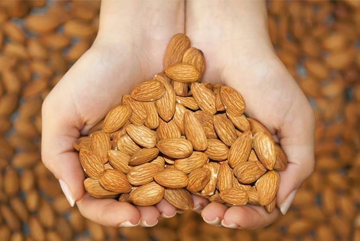 Almonds Prevent Gallstones