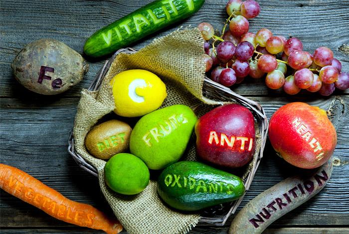 antioxidants-veg-fruit-fat-liver