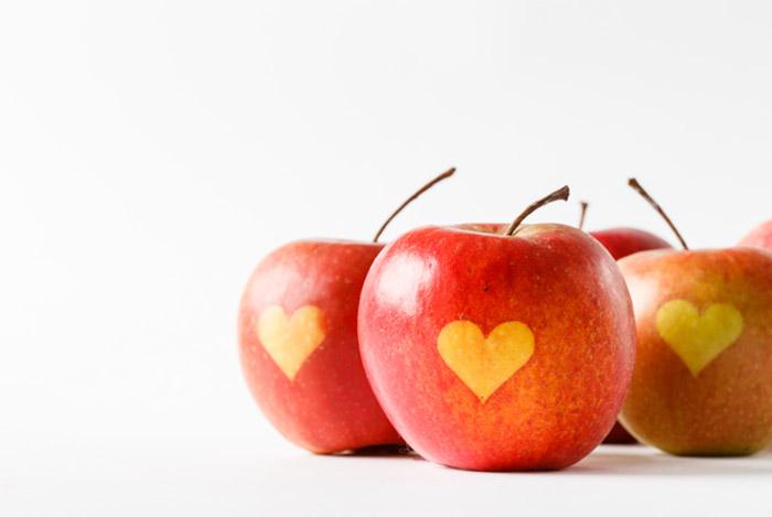 apple-hearts-vinegar