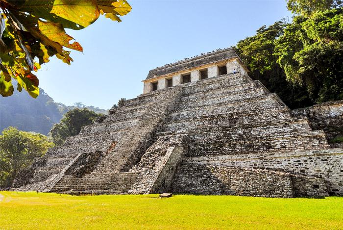 aztec-structuur-groen-Spirulina