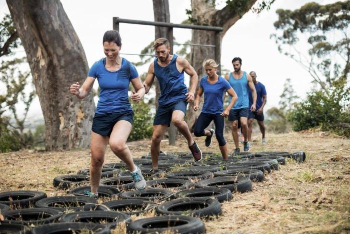 camping Exercising - KAMPEREN 15 VERRASSENDE GEZONDHEIDSVOORDELEN