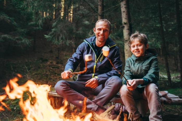 camping Improves Your Mood - KAMPEREN 15 VERRASSENDE GEZONDHEIDSVOORDELEN