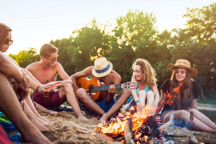 camping Reducing Stress Levels - KAMPEREN 15 VERRASSENDE GEZONDHEIDSVOORDELEN
