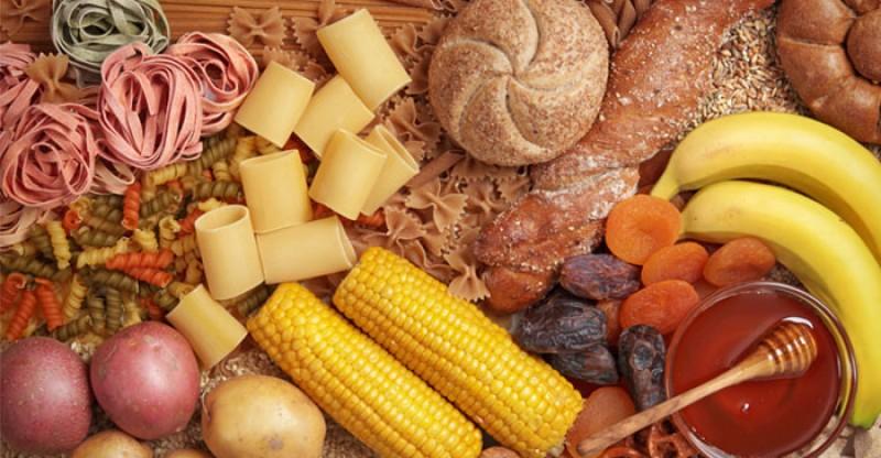 carbohydrate foods 800x416 - HOEVEEL KOOLHYDRATEN MOET JE ETEN OM AF TE VALLEN?