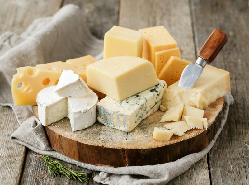 kaas is gezond, hoog cholesterol en vet voedsel